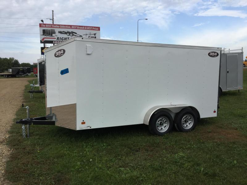 2018 Octane Trailers 7x14 Enclosed Cargo Trailer
