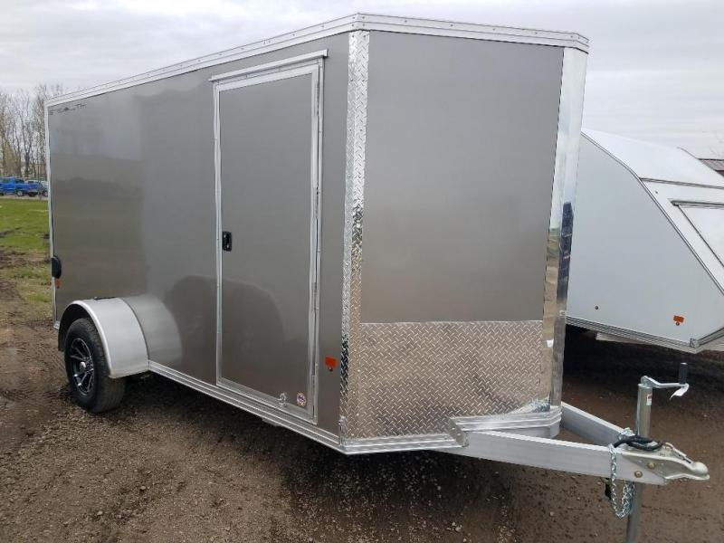 2019 Alcom-Stealth 6x12 Enclosed Cargo Trailer