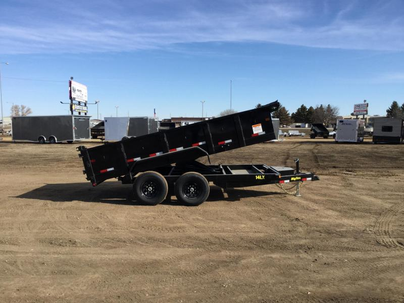 2020 Big Tex Trailers 14LX-14 Dump Trailer