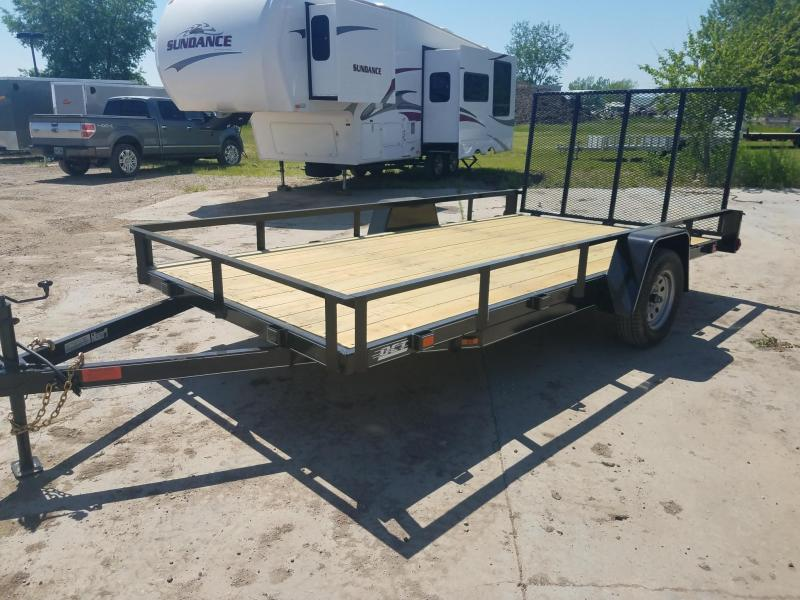 2020 DCT 8314R Utility Trailer