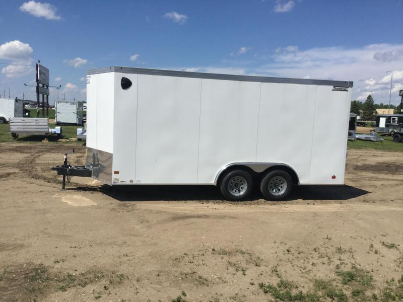 2019 Haulmark 8.5x16TSV Enclosed Cargo Trailer