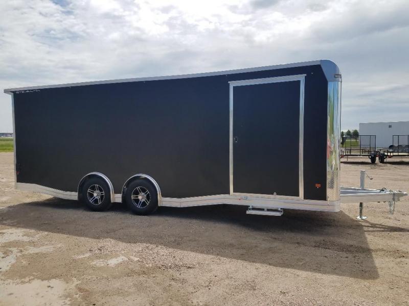 2019 Alcom-Stealth C 8X24SCH Enclosed Cargo Trailer