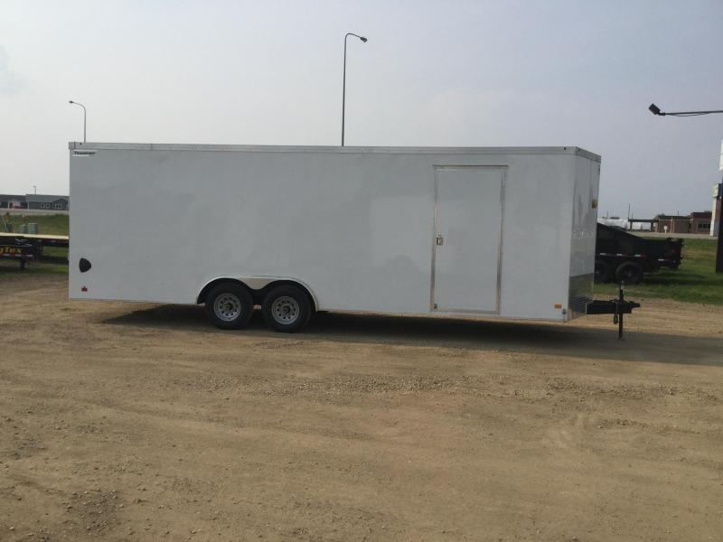 2019 Haulmark 8.5x24 TSV Enclosed Cargo Trailer