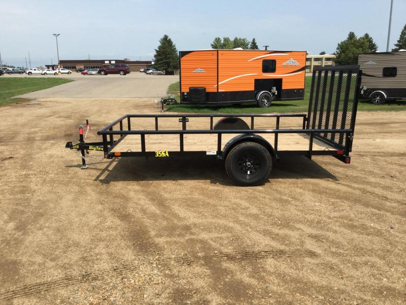 2019 Big Tex Trailers 5x10 Utility Trailer