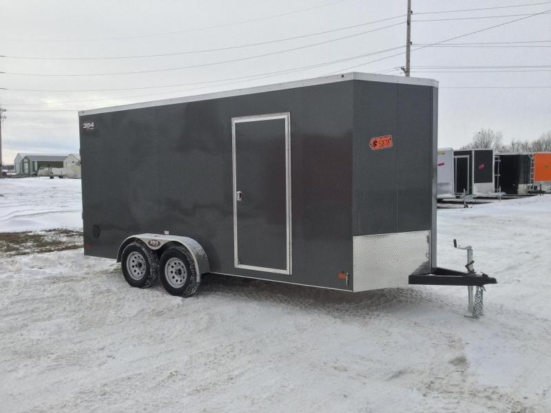 2019 Octane Trailers 7x16 Enclosed Cargo Trailer