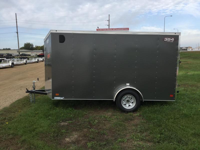 2018 Octane Trailers 6x12 Enclosed Cargo Trailer