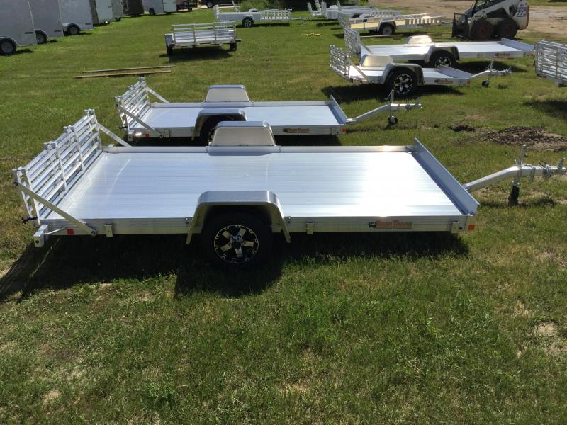 2018 Bear Track Products 76x12 Utility Trailer