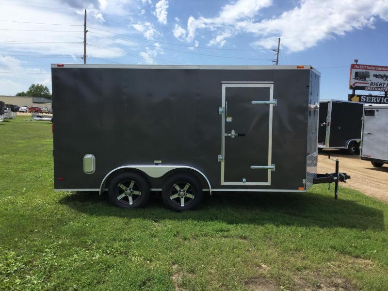 2018 America's Best 7x14 Enclosed Cargo Trailer