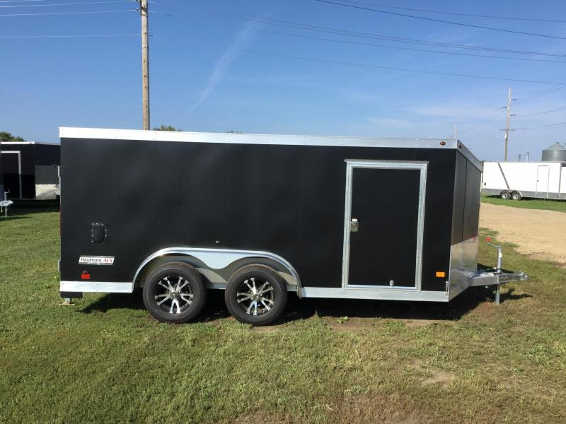 2018 Haulmark 7.5x14 Enclosed Cargo Trailer