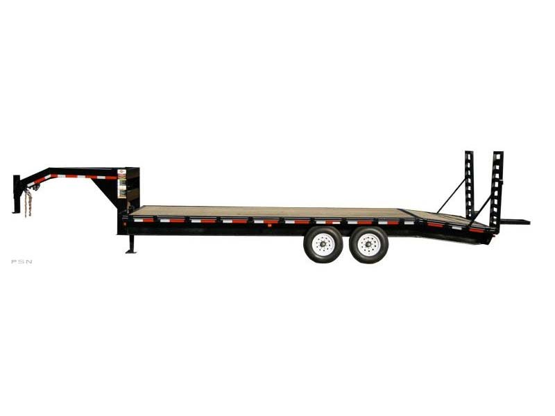 Carry-On 8.5X20GNDODT20K - 12,000 - 20,000 lbs. GVWR Gooseneck