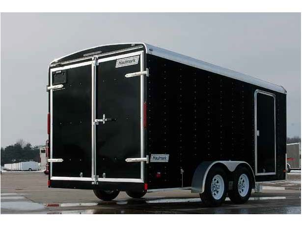 2014 Haulmark Trailers KD7X16WT2 Enclosed Cargo Trailer