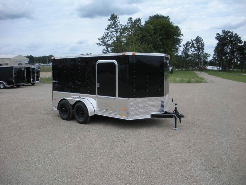 2018 Look Trailers Element Cargo Flat Top Cargo / Enclosed Trailer