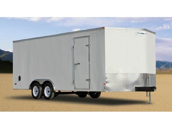 2015 Haulmark PPT85X24WT3 Enclosed Cargo Trailer