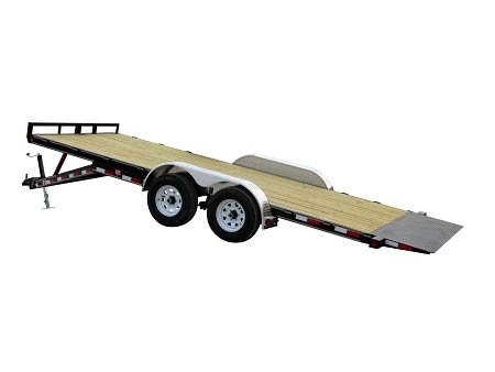 PJ Trailers 83 in. Manual Tilt (TM)