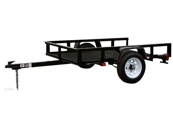 Carry-On 4X6T - 2,000 lbs. GVWR Mesh Floor