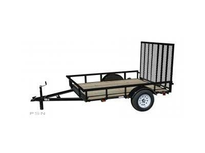 Carry-On 6X8GW2KPT - 2,400 lbs. GVWR Wood Floor