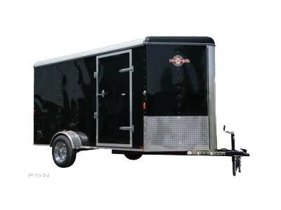 Carry-On 6X12CGRV - 2,990 lbs. GVWR V-Nose