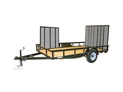 Carry-On 7X14GWATV-HDX 3,500 lbs. GVWR Single Axle
