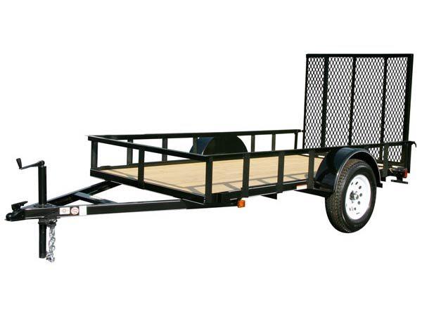 Carry-On 5X10LGW2K - 2,000 lbs. GVWR Wood Floor