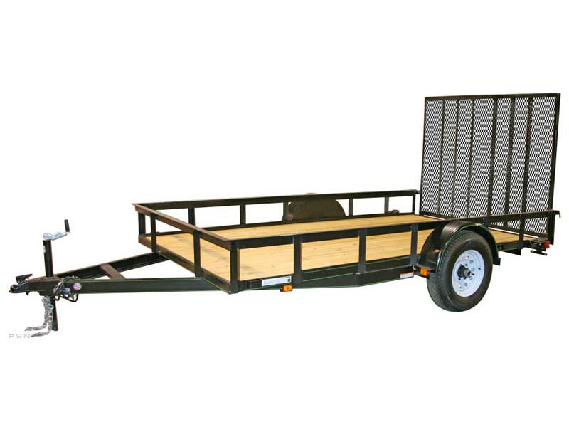 Carry-On 7X12GW-HDX 3,500 lbs. GVWR Single Axle