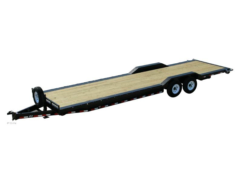 PJ Trailers 8 in. Channel Super-Wide (B8)