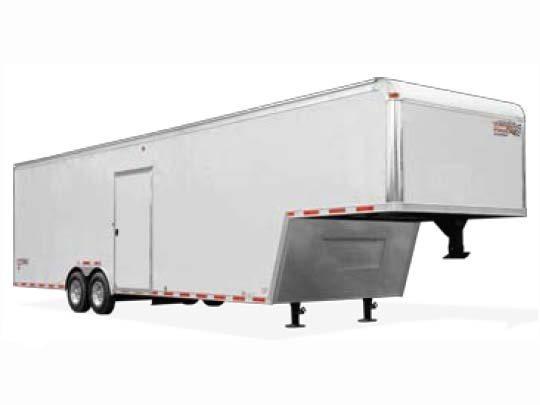 United Trailers USH 8.5 ft. - 5,200 lb. Tandem Axle