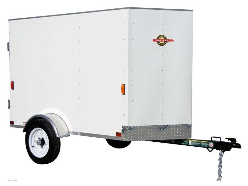 Carry-On 4X6CGVEC-13 - 2,000 lbs. GVWR 4 ft. Wide