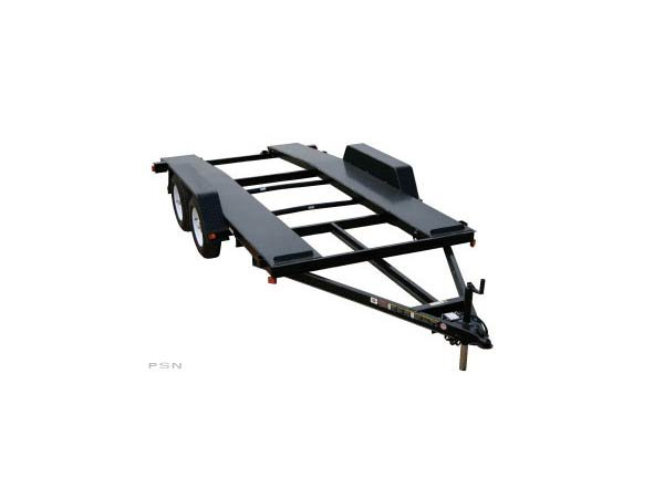 Carry-On 7X18SF2BRK - Car Hauler