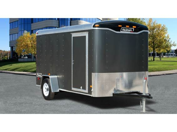 2015 Haulmark TST6X10DS2 Enclosed Cargo Trailer