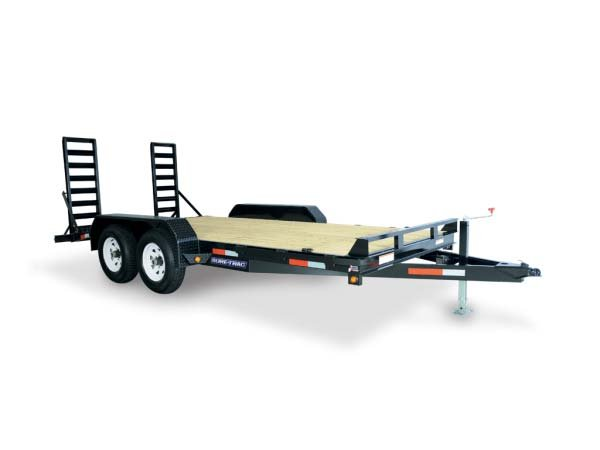 2017 Sure-Trac 7 x 18  Implement Trailer, 14K