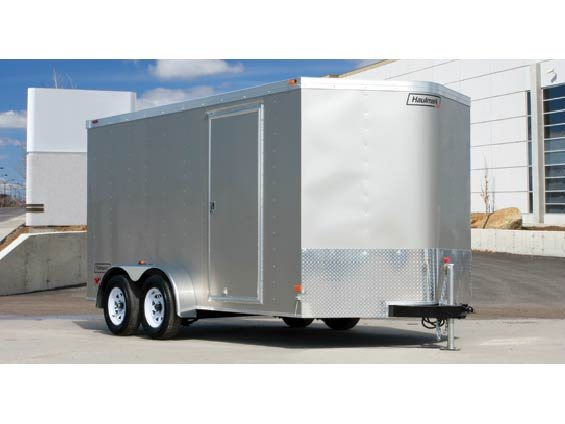 2015 Haulmark TSTV7X16WT2 Enclosed Cargo Trailer