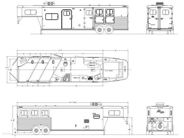 Sooner 8W13S2A (Luxury)