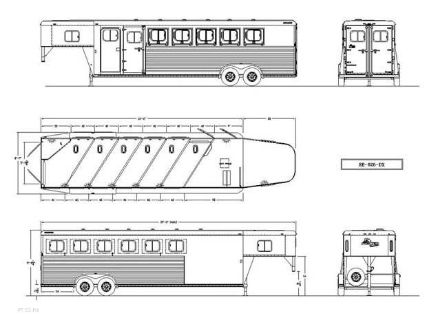 Sooner SE 628 DX (Smooth)