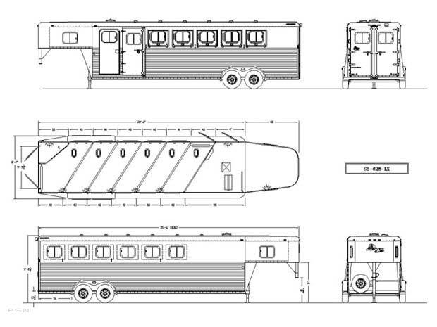 Sooner SE 628 LX (Slat)