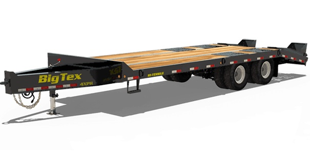 Big Tex Trailers 4XPH-20+5