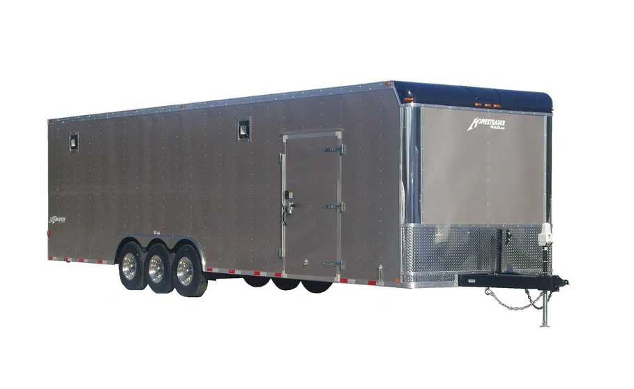 Homesteader Trailers 832AB