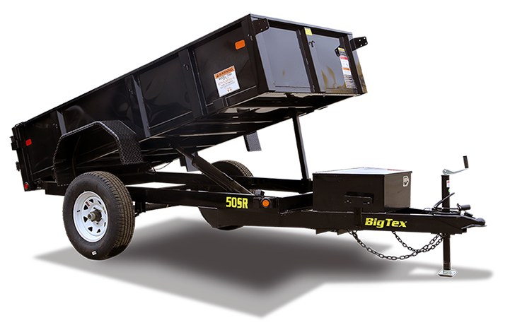 Big Tex Trailers 50SR-10-5W