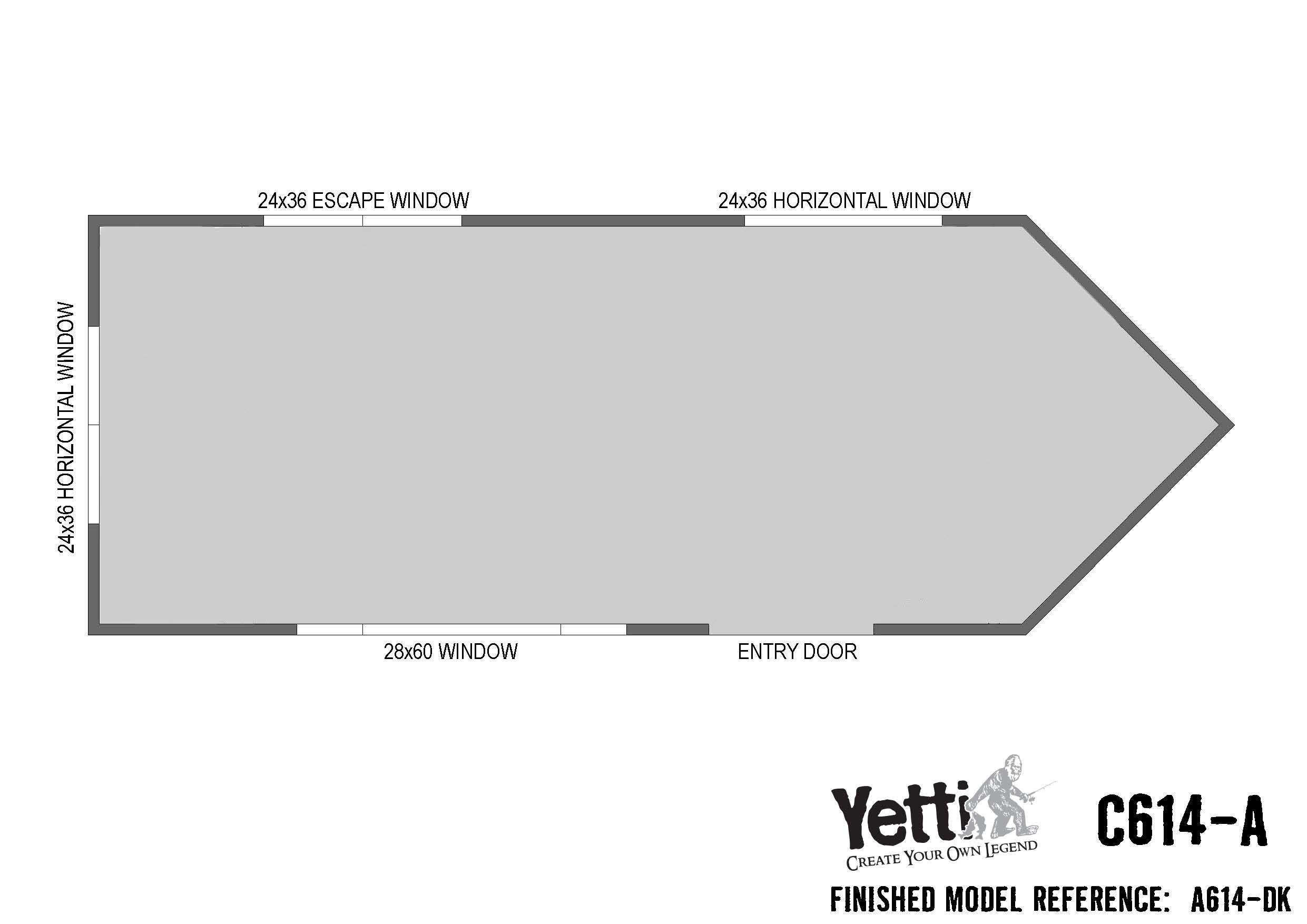 Yetti C614-A
