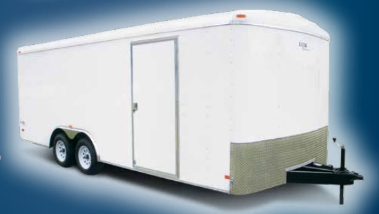 2021 Look Trailers St 85 Dlx Cargo 10k Car / Racing Trailer