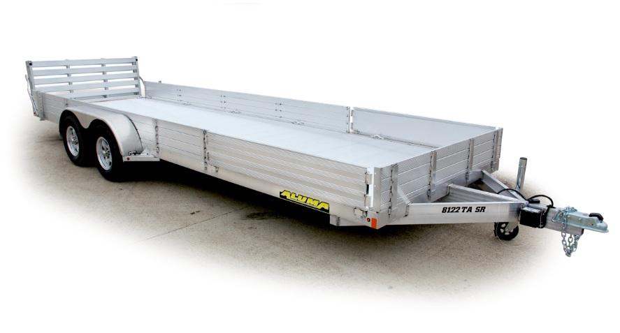 Aluma 8120TASR