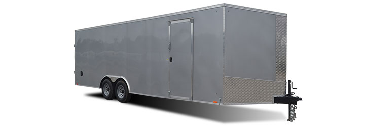 2019 Cargo Express Pro Flat Top Auto 8.5X20  10k Car / Racing Trailer