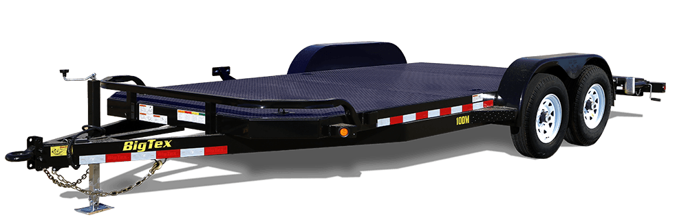 Big Tex Trailers 10DM-22
