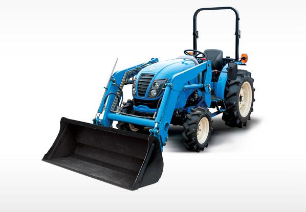 LS Tractor HST XG3135