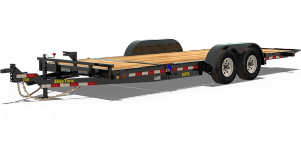 Big Tex Trailers 10TL-20