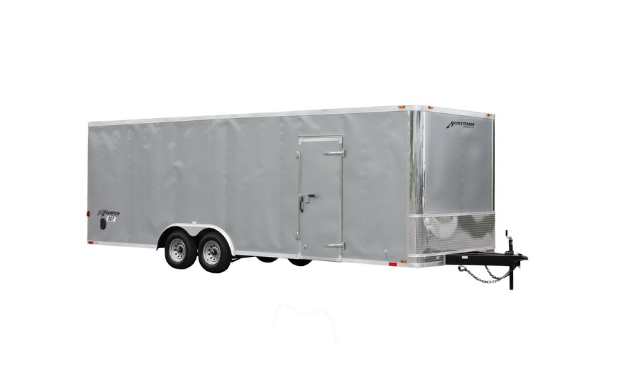 Homesteader Trailers 818AB