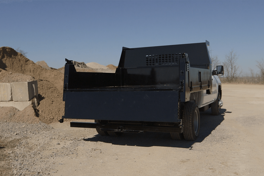 CM Truck Beds DB Truck Bed