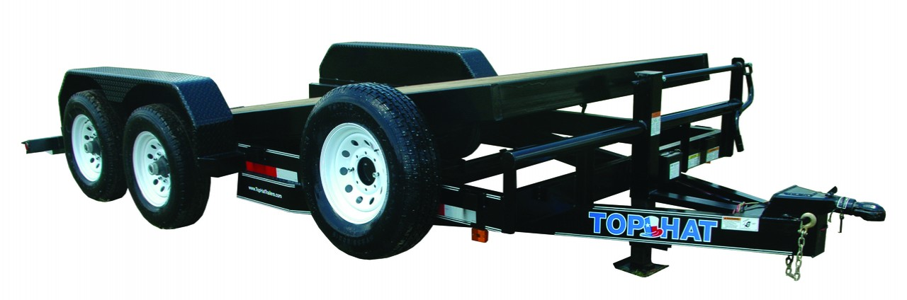 "Top Hat TILT DECK SHOCK 10K - 20x83"" TDS 10K"