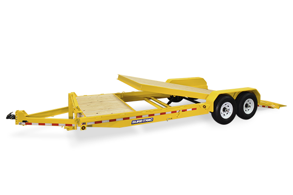 2017 Sure-Trac 7 X 18 + 4 Tilt Bed Equipment, 14K