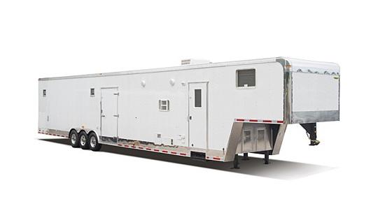 Continental Cargo CD6238 - 12' Living Quarters