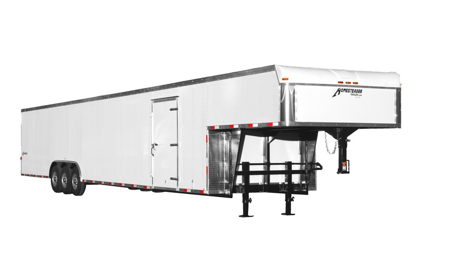 Homesteader Trailers 840AG